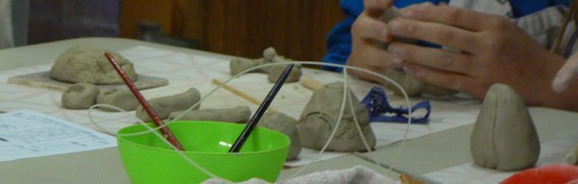 Clay Skills Course for Kids with Katherine Kingdon [Ref#5223]