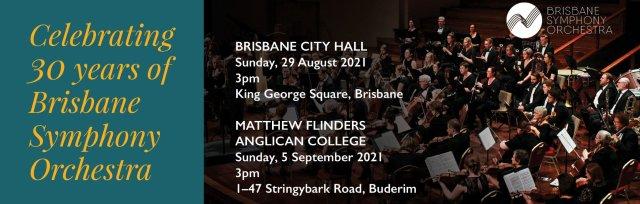 Brisbane Symphony Orchestra Gala Concert