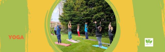 FREE Yoga at Eco Farm