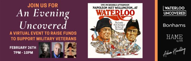 An Evening Uncovered- The Great Waterloo Night In