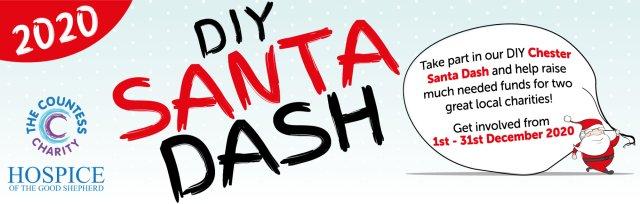 DIY Chester Santa Dash 2020
