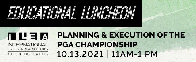 ILEA Educational Lunch