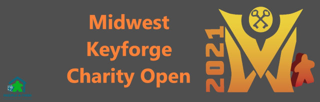 Midwest Keyforge Charity Open