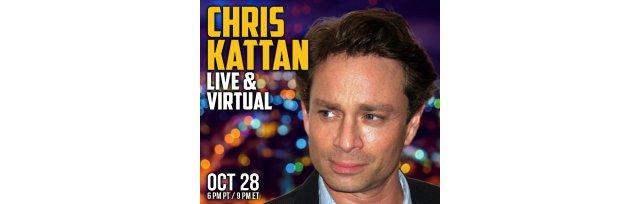 Chris Kattan: Live & Virtual