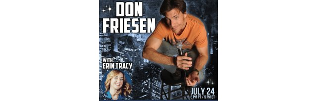 Don Friesen: Live Stand-up Comedy
