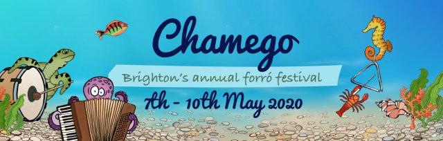 Chamego Forró Festival 2020 - Brighton