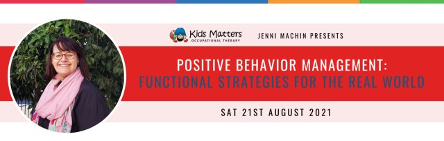 Positive Behaviour Management: Functional Strategies for the Real World
