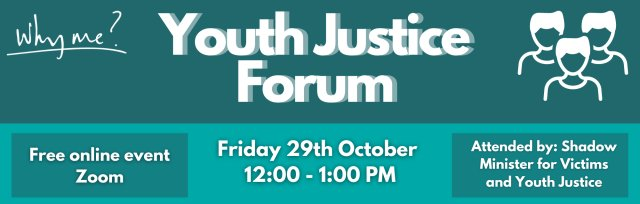 Youth Justice Forum