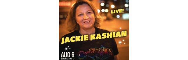 Jackie Kashian: Live Stand-up Comedy