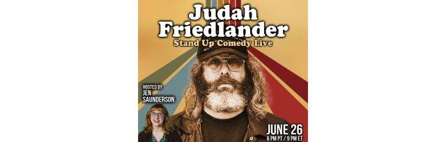 Judah Friedlander: Live Stand-up Comedy