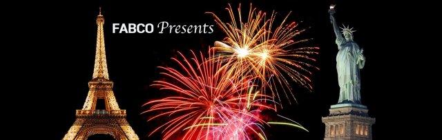 Let's celebrate Independence  & Bastille Day