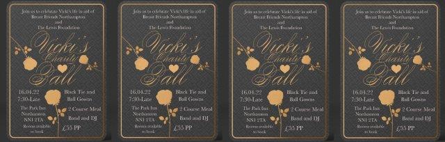 Vicki's Charity Ball