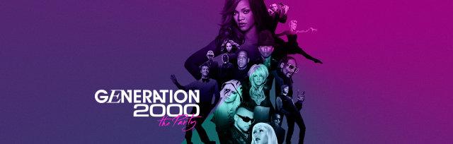 GENERATION 2000 [ Vendredi 17 Juillet ]