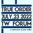 True Order. -A celebration of New Order image