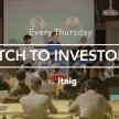 Pitch to Investors by Itnig (ONLINE) image