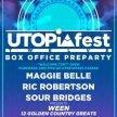 UTOPiAfest Twelve - Box Office Pre-Party! image