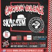 Charity Ska Night! - With: Cartoon Violence | Skacasm | The Evil Turkeys image