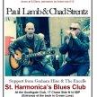 St Harmonica's Blues - Paul Lamb and Chad Strentz image