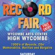High Wycombe Record Fair image