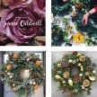 Christmas Wreath Making & Wine Tasting - Nov 2021 image