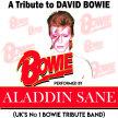Aladdin Sane (David Bowie Tribute Band) // Lewes Con Club image