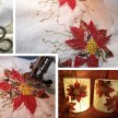 Festive Free Motion Embroidered Lanterns with Ruth Parkinson-Johns - £74 image