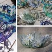 Stitched Bowls - Free Motion Embroidery with Ruth Parkinson-Johns - £74 image