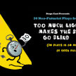 30 Neo-futurist Plays from Too Much Light Makes the Baby Go Blind (30 Plays in 60 Minutes) image