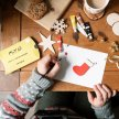 Make Your Own Christmas Decorations at Bird & Blend image