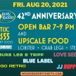 Rusty Rudder 42nd Anniversary Party image