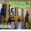 Acting to Screen Workshop for School Year 9-11 image