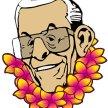 Bob Gurr's 90th Birthday Luau image