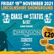Chase & Status / Dimension / Turno - Lincoln image