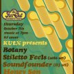KUTX Presents Botany w/ Stiletto Feels, Honey Son and Soundfounder image