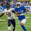 Lions vs Bears $56.00 Round Trip Shuttle Bus from Naperville to Soldier Field image