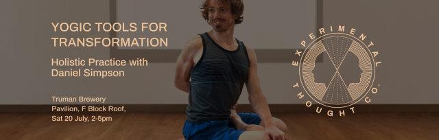 Yogic Tools for Transformation, with Daniel Simpson