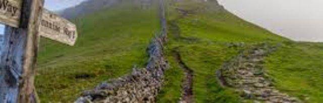 Yorkshire 3 Peaks Climb