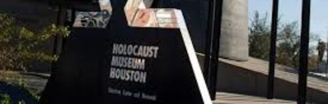 A Night at the Holocaust Museum Houston