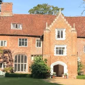 The Old Hall: Tudor Christmas tour