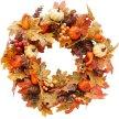 Autumnal Wreath Workshop at West Boldon Lodge image