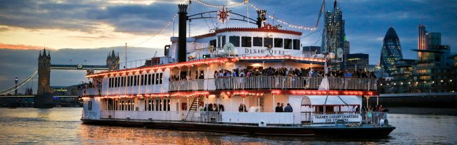London Intl Ska Festival 2022 world famous Thames cruise onboard the Dixie Queen