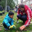 Bulb planting: Ackroyd Drive Greenlink image