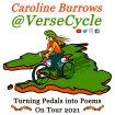 Caroline Burrows / @VerseCycle
