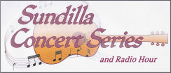 Sundilla Concert Series & Radio Hour