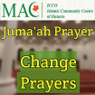 ICCO Juma' Prayer Registration - August 7th, 2020