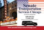 Senate Transportation Services Chicago
