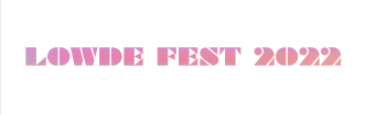 Lowde Fest 2022  in aid of The Lowde Music Trust (reg: 1166852)