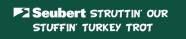 Seubert Struttin' Our Stuffin' Turkey Trot