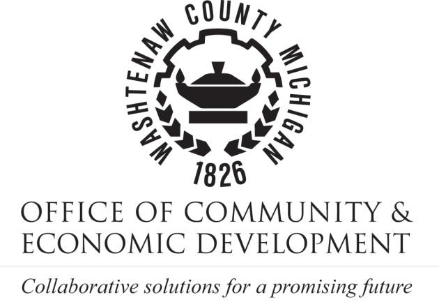 Washtenaw County Office of Community & Economic Development