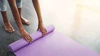 Yoga classes online image